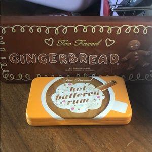 Too Faced Original Gingerbread Spice + New Rum